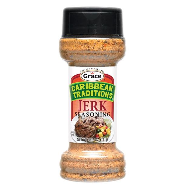 Grace Caribbean Traditions: Jerk Seasoning