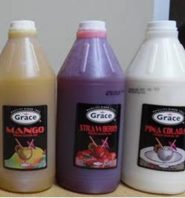 Grace Frozen Cocktail Mixes