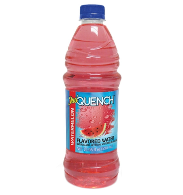 Jus' Quench Watermelon Flavour