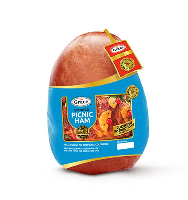 Fully Cooked Smoked Picnic Ham