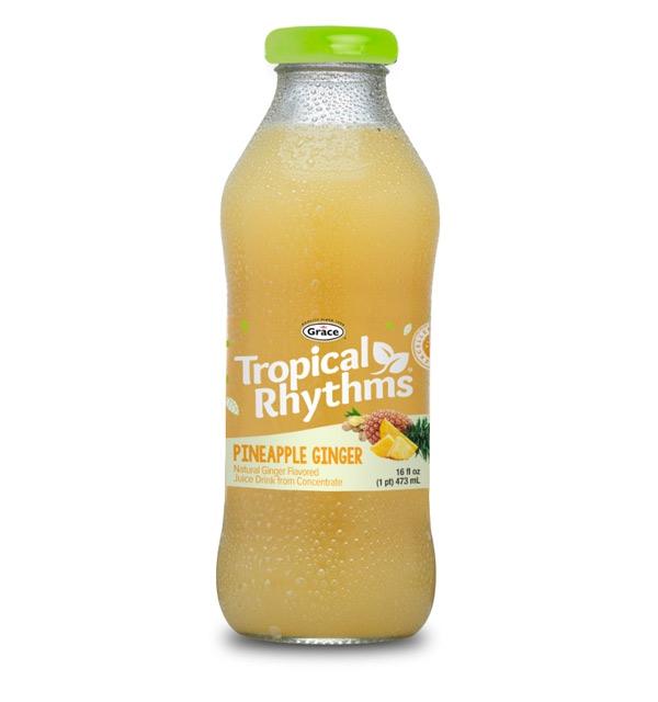 Grace Tropical Rhythms Pineapple Ginger