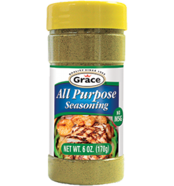 Grace All Purpose Seasoning