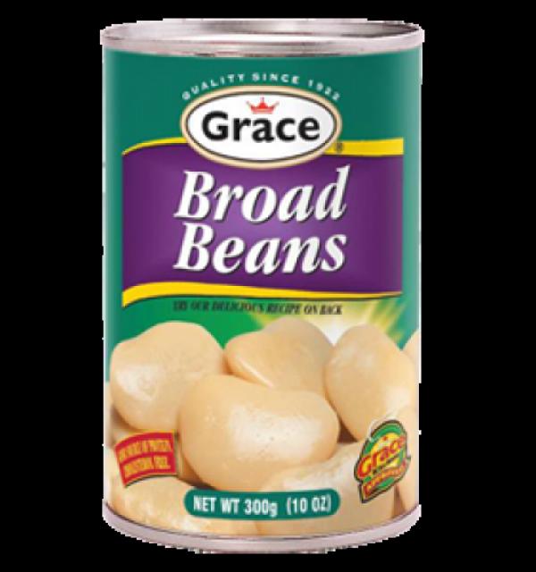 Grace Broad Beans