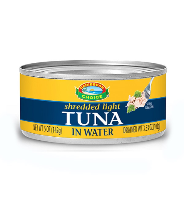 Tuna in Water