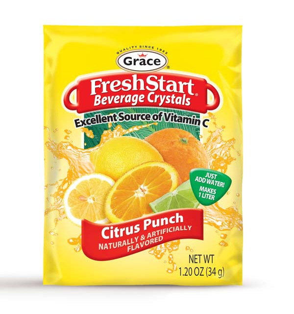 Grace Fresh Start - Citrus Punch