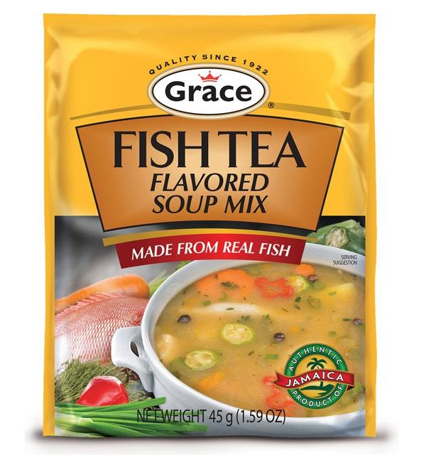 Grace Fish Tea Soup Mix