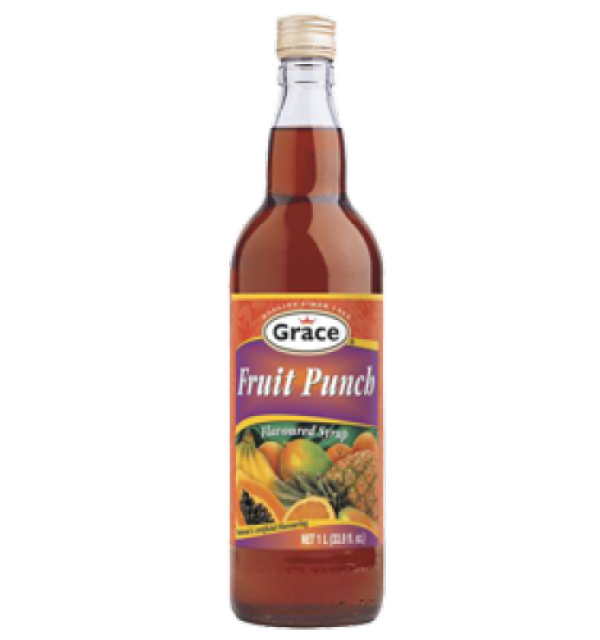 Grace Fruit Punch Syrup