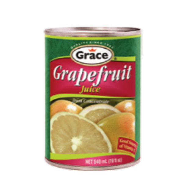 Grace Grapefruit Drink