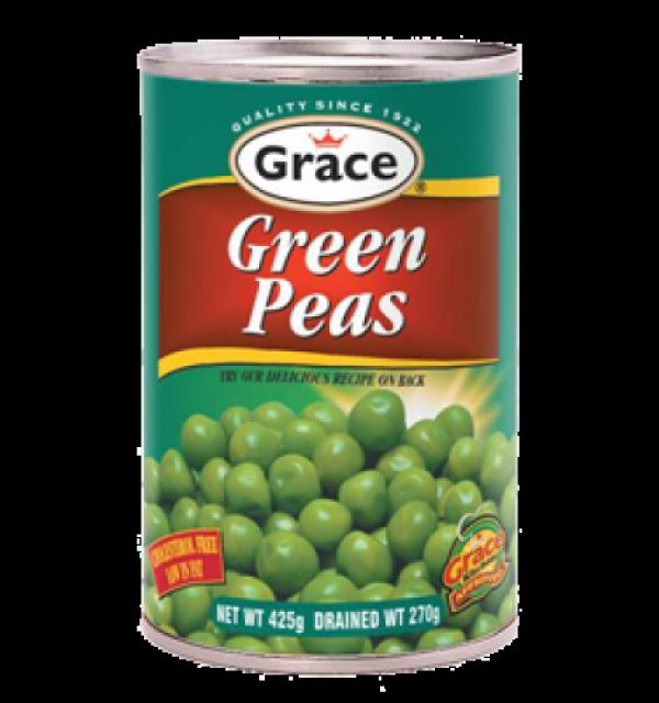 Grace Green Peas
