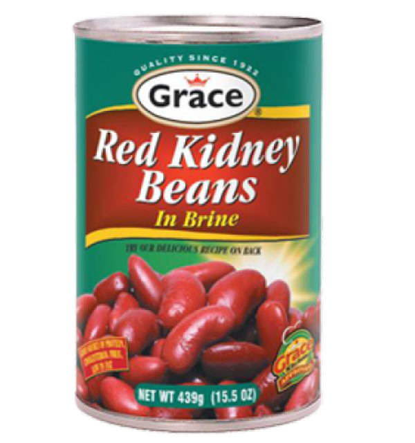 Grace Red Kidney Beans