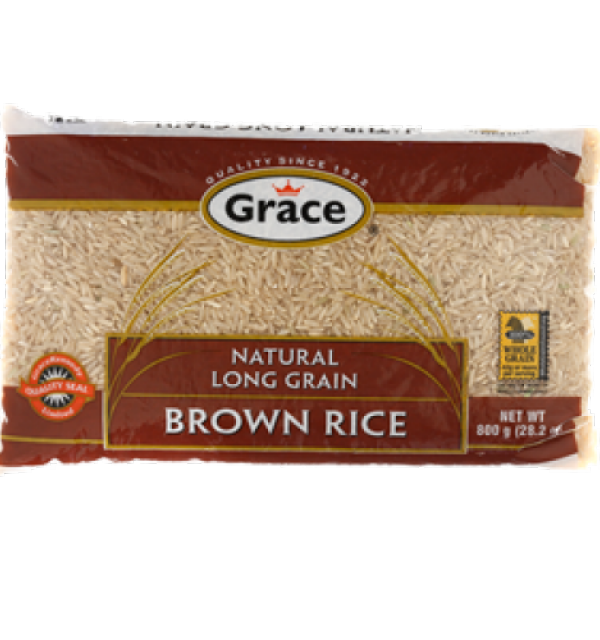 Grace Long Grain Brown Rice