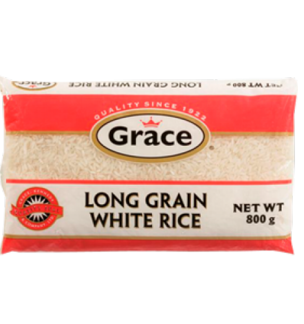 Grace Long Grain White Rice