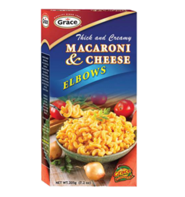 Grace Macaroni And Cheese Elbows