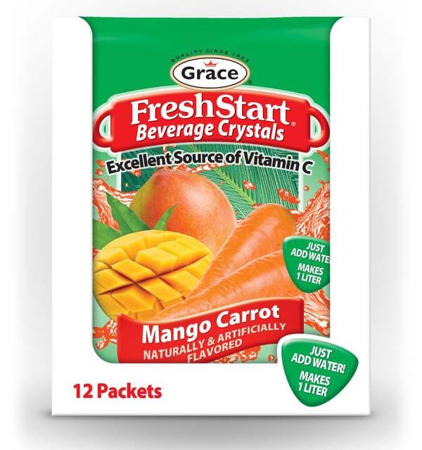 Grace FreshStart Mango Carrot