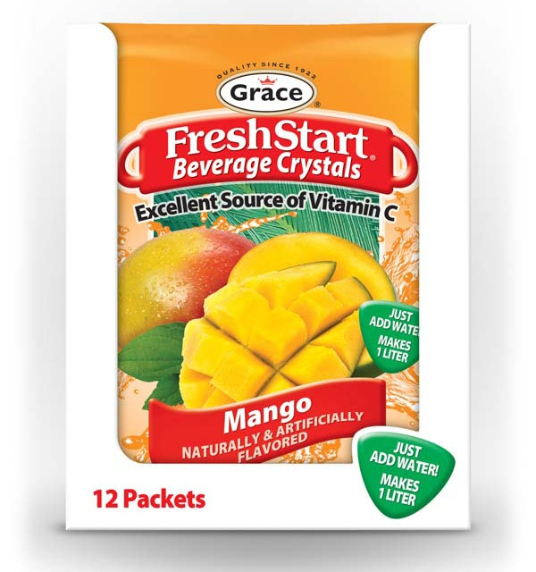 Grace Fresh Start - Mango