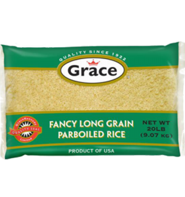 Grace Fancy Long Grain Parboiled Rice