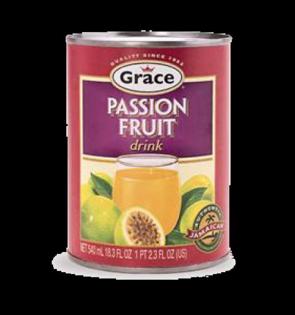 Grace Passion Fruit Drink