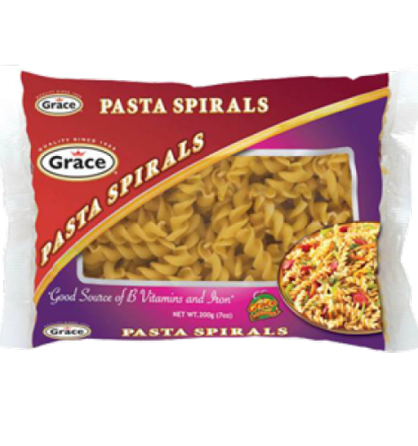 Grace Pasta Spirals