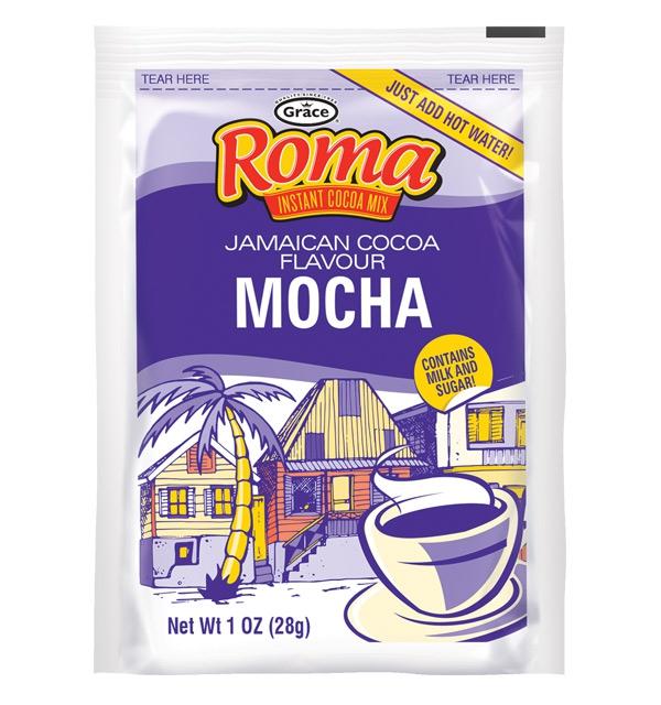Roma Instant Cocoa Mix - Mocha 28g
