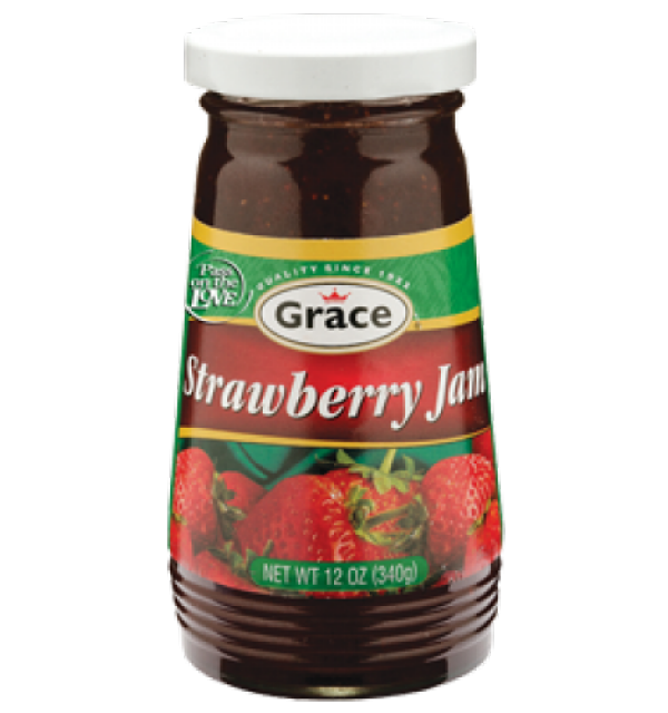 Grace Strawberry Jam