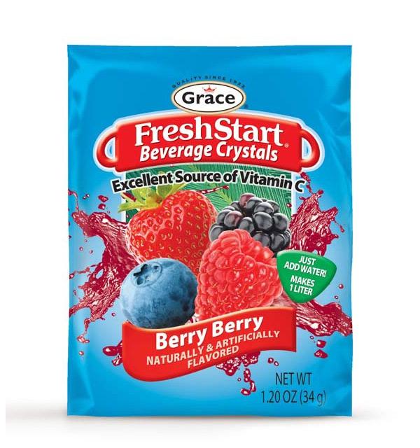 Grace Fresh Start - Berry