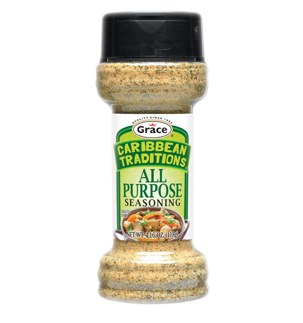 Grace Caribbean Traditions: All Purpose Seasoning
