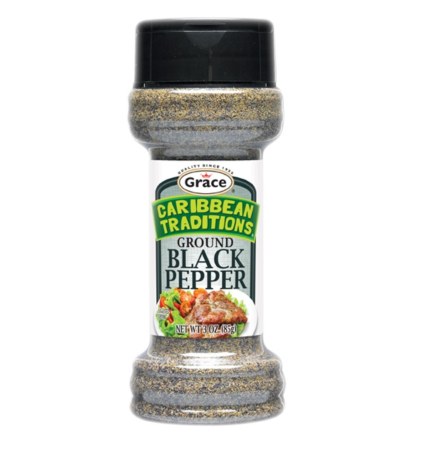 Grace Caribbean Traditions: Black Pepper