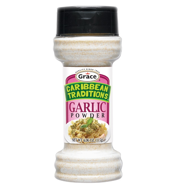 Grace Caribbean Traditions: Garlic Powder