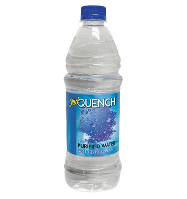 Jus' Quench Purified Water