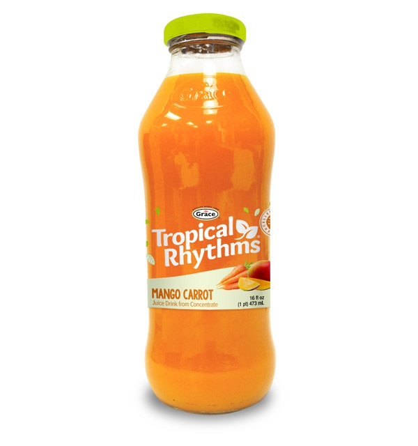 Grace Tropical Rhythms Mango Carrot