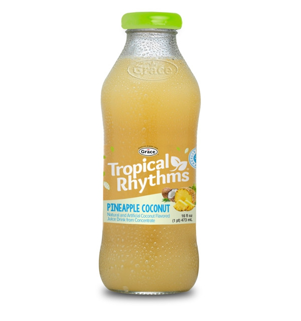 Grace Tropical Rhythms Pineapple Coconut