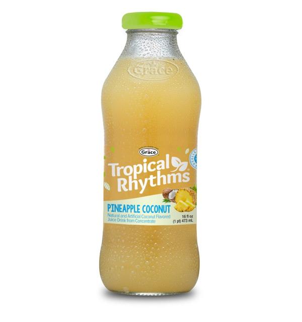 Grace Tropical Rhythms Pineapple Coconut