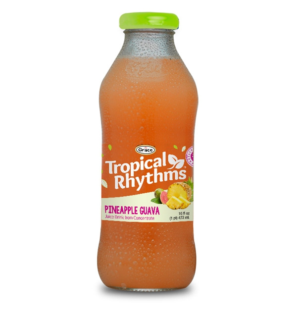 Grace Tropical Rhythms Pineapple Guava