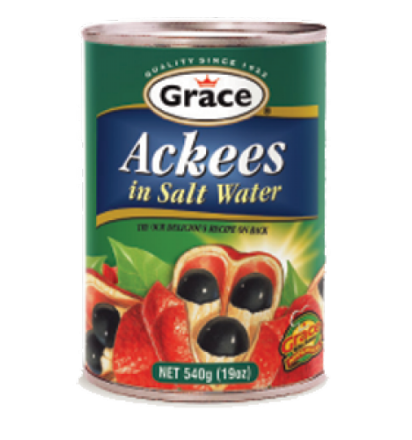 Grace Ackees