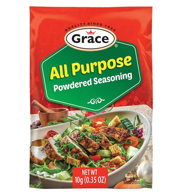 Grace Sachet All Purpose Seasoning