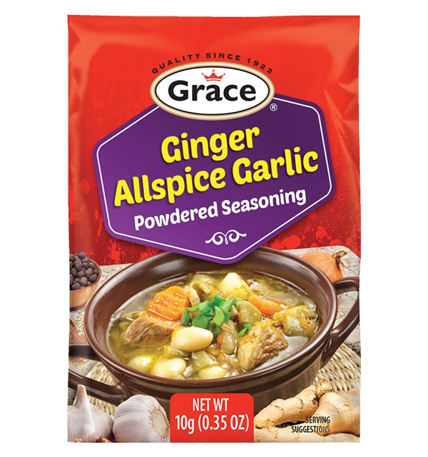Grace Sachet Ginger Garlic Seasoning