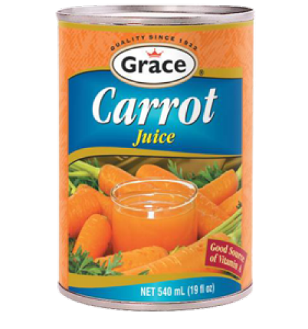 Grace Carrot Juice