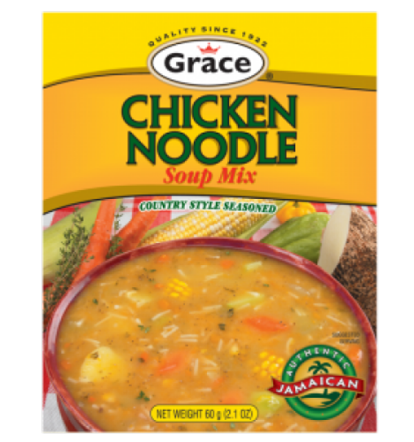 Grace Chicken Flavoured Noodle Soup Mix