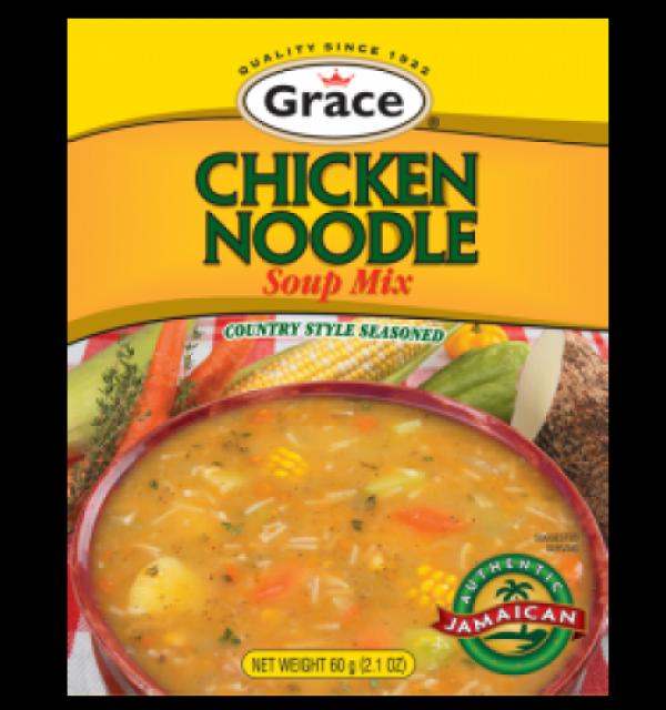 Grace Chicken Flavoured Noodle Soup Mix