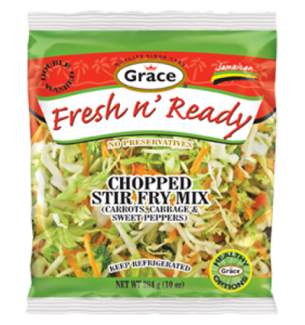 Grace Fresh N Ready Chopped Stir Fry