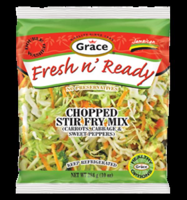 Grace Fresh N Ready Chopped Stir Fry