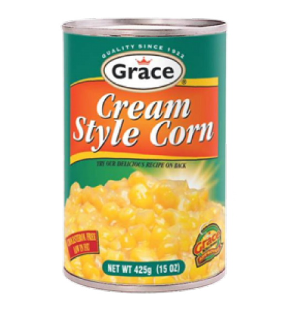 Grace Cream Style Corn