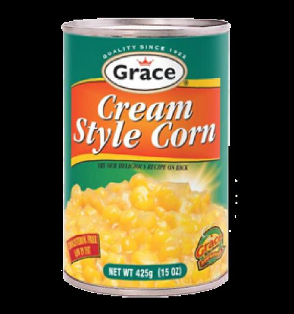 Grace Cream Style Corn
