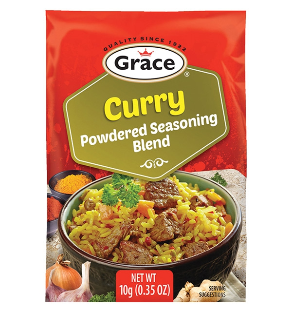 Grace Sachet Curry Seasoning