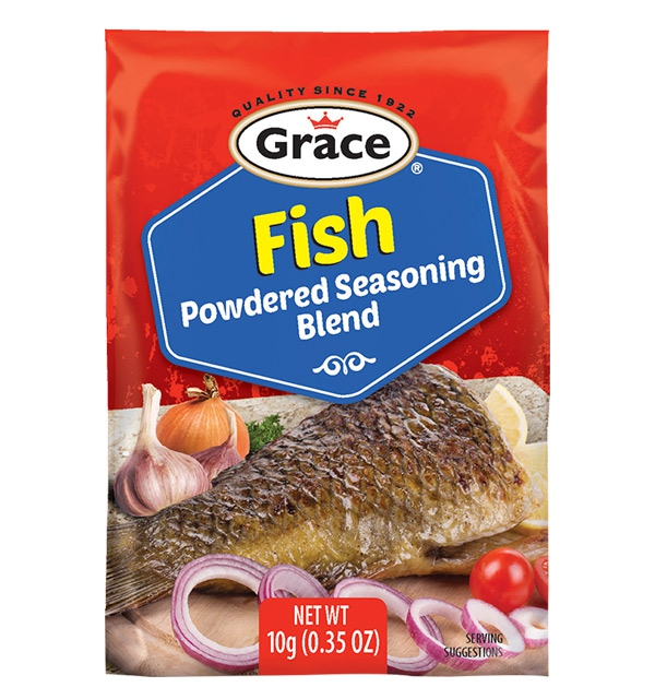 Grace Sachet Ginger Fish Seasoning