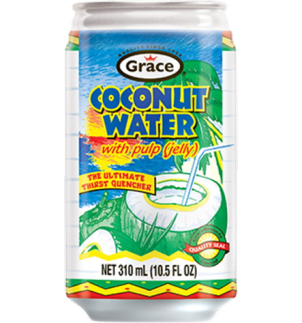 Grace Coconut Water 310ml with Pulp