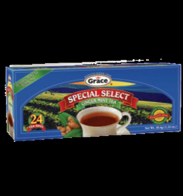 Grace Ginger Mint Tea