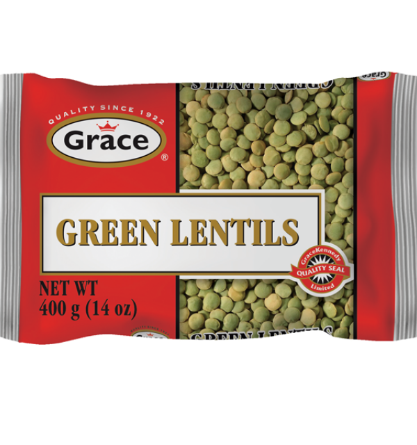 Grace Green Lentils