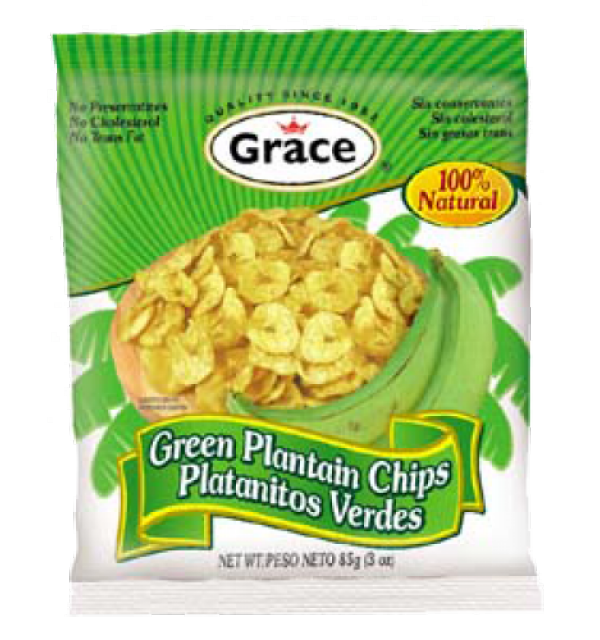 Grace Green Banana Chips