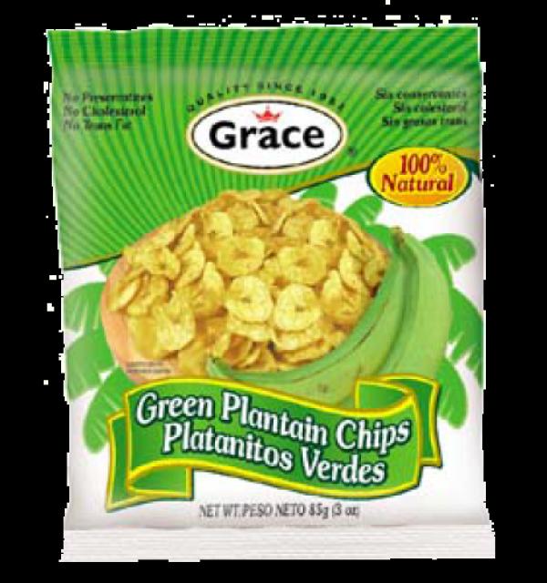 Grace Green Banana Chips